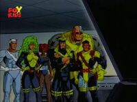 X-Factor (Earth-92131) from X-Men The Animated Series Season 4 7 002