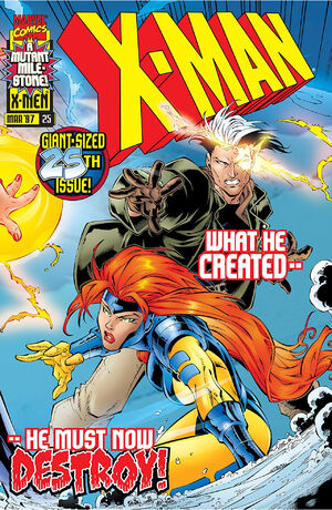 X-Man Vol 1 25