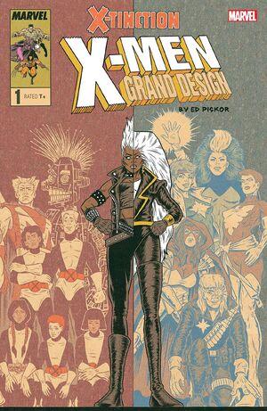 X-Men Grand Design - X-Tinction Vol 1 1