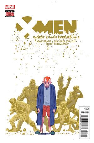 X-Men Worst X-Man Ever Vol 1 5