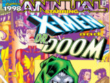 X-Men and Doctor Doom Annual Vol 1 1998