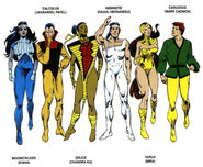 Young Gods (Earth-616) from Official Handbook of the Marvel Universe Vol 3 8 0001