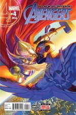 All-New, All-Different Avengers Vol 1 4