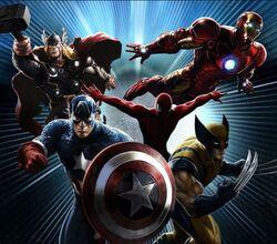 Alliance (Earth-12131) from Marvel Avengers Alliance 0001