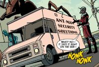 Ant-Van from Ant-Man Vol 1 4 001