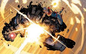 Anthony Stark (Earth-616) vs. Carol Danvers (Earth-616) from Civil War II Vol 1 8 002