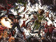 Avengers Vol 1 675 Wraparound Textless