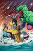 Avengers Vs. Vol 1 1 Lim Variant Textless