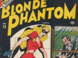 Blonde Phantom Comics Vol 1 12