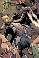 Brunnhilde (Earth-11080) from Marvel Universe Vs. The Avengers Vol 1 1 001