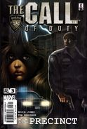Call of Duty The Precinct Vol 1 3