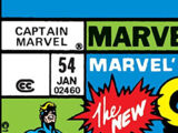 Captain Marvel Vol 1 54