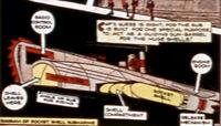 Carl von Brummel's Submarine from Captain America Comics Vol 1 39 0001