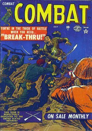 Combat Vol 1 2