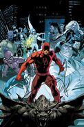 Daredevil Vol 1 600 Textless