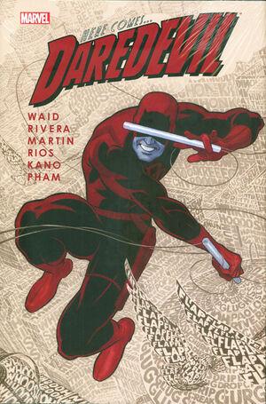 Daredevil by Mark Waid HC Vol 1 1