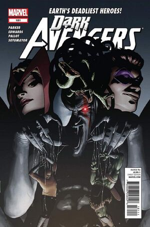 Dark Avengers Vol 1 181