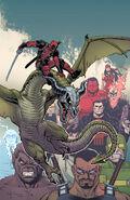 Deadpool Dracula's Gauntlet Vol 1 6 Textless