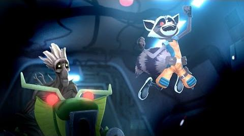 Marvel's Rocket & Groot Season 1 11