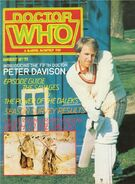 Doctor Who Monthly Vol 1 55