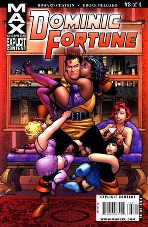 Dominic Fortune Vol 1 2