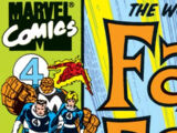 Fantastic Four Vol 1 337