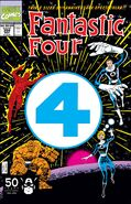 Fantastic Four Vol 1 358