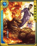 Fantastic Four from Marvel War of Heroes 001