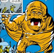 Goom (Earth-616) from Tales of Suspense Vol 1 15 0001