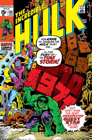 Incredible Hulk Vol 1 135