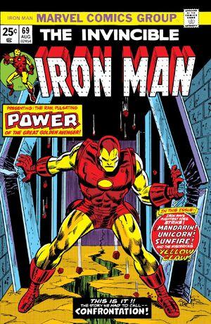 Iron Man Vol 1 69