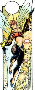 Janet Van Dyne (Earth-32659) from UltraForce Avengers Vol 1 1 001