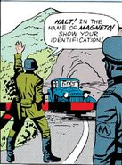 Magneto's Army (Earth-616) from X-Men Vol 1 4 002