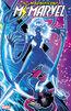 Magnificent Ms. Marvel Vol 1 9 Second Printing Variant