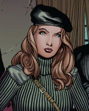 Margaret Carter (Earth-616) from Captain America Vol 6 1 001