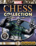 Marvel Chess Collection Vol 1 68 Solicit