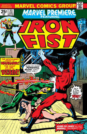 Marvel Premiere Vol 1 23