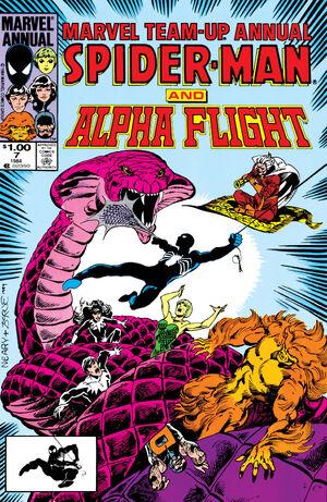 Marvel Team-Up Annual Vol 1 7