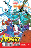 Marvel Universe Avengers - Earth's Mightiest Heroes Vol 1 13