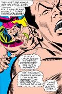 Namor McKenzie (Earth-616) and Paul Destine (Earth-616) from Sub-Mariner Vol 1 1 0001