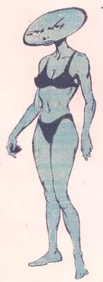 Nanda (Race) from Official Handbook of the Marvel Universe Vol 2 15 001
