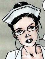 Naomi (Machine Gun Nurse) (Earth-616) from Ghost Rider Vol 6 20 001