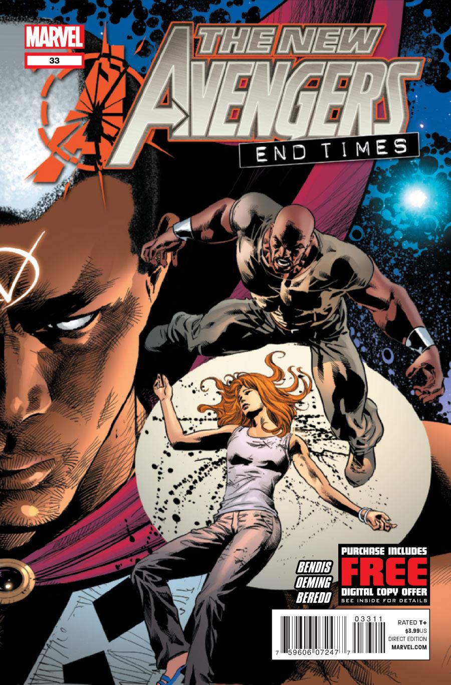 New Avengers Vol 2 33