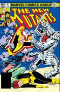 New Mutants Vol 1 6