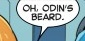 Odin Borson (Earth-23291) (mention) from Secret Wars 2099 Vol 1 3