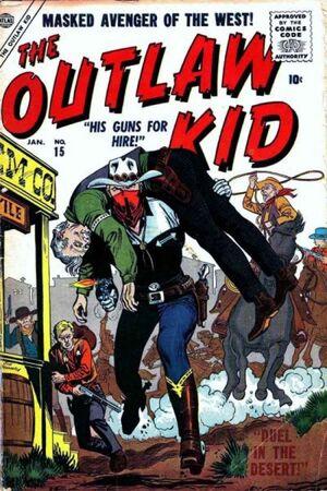 Outlaw Kid Vol 1 15