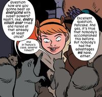 Pancake (Earth-616) from Unbeatable Squirrel Girl Beats Up the Marvel Universe! Vol 1 1