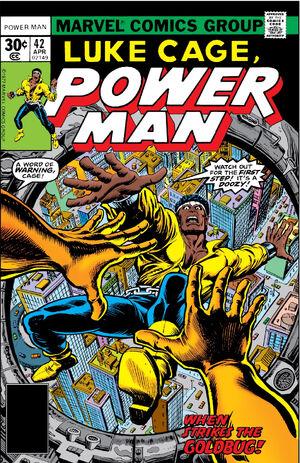 Power Man Vol 1 42