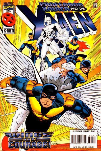 Professor Xavier and the X-Men Vol 1 6