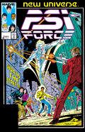 Psi-Force Vol 1 2